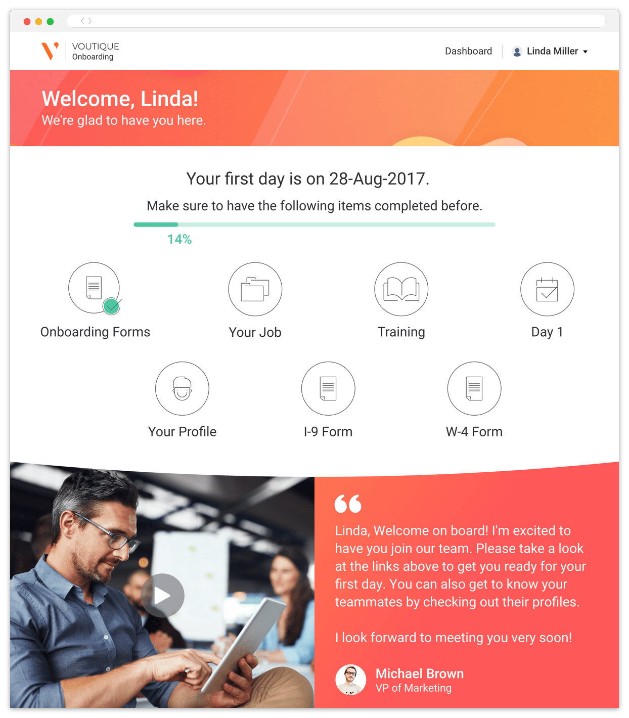 New Hire Onboarding  Avature